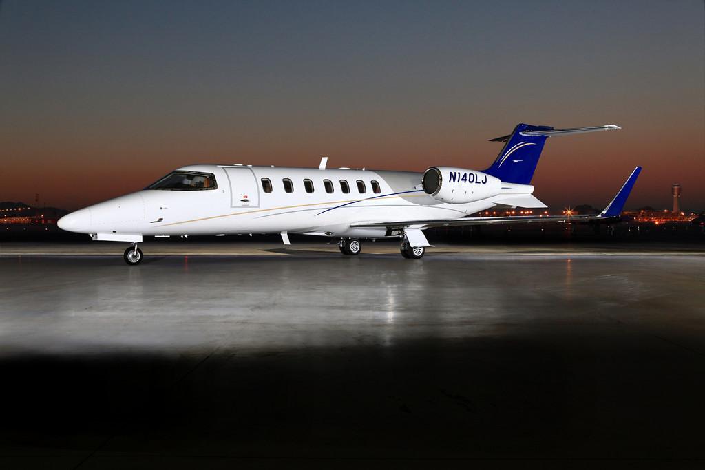2006 Learjet 40XR S/N 2044 – SOLD
