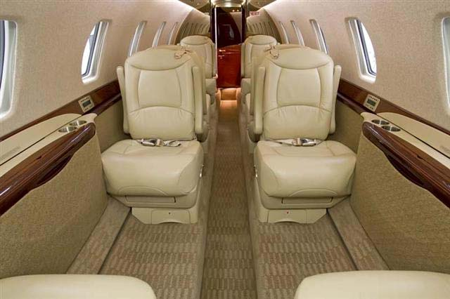 Premier Jet Aviation Jetav 2007 Citation Sovereign S N