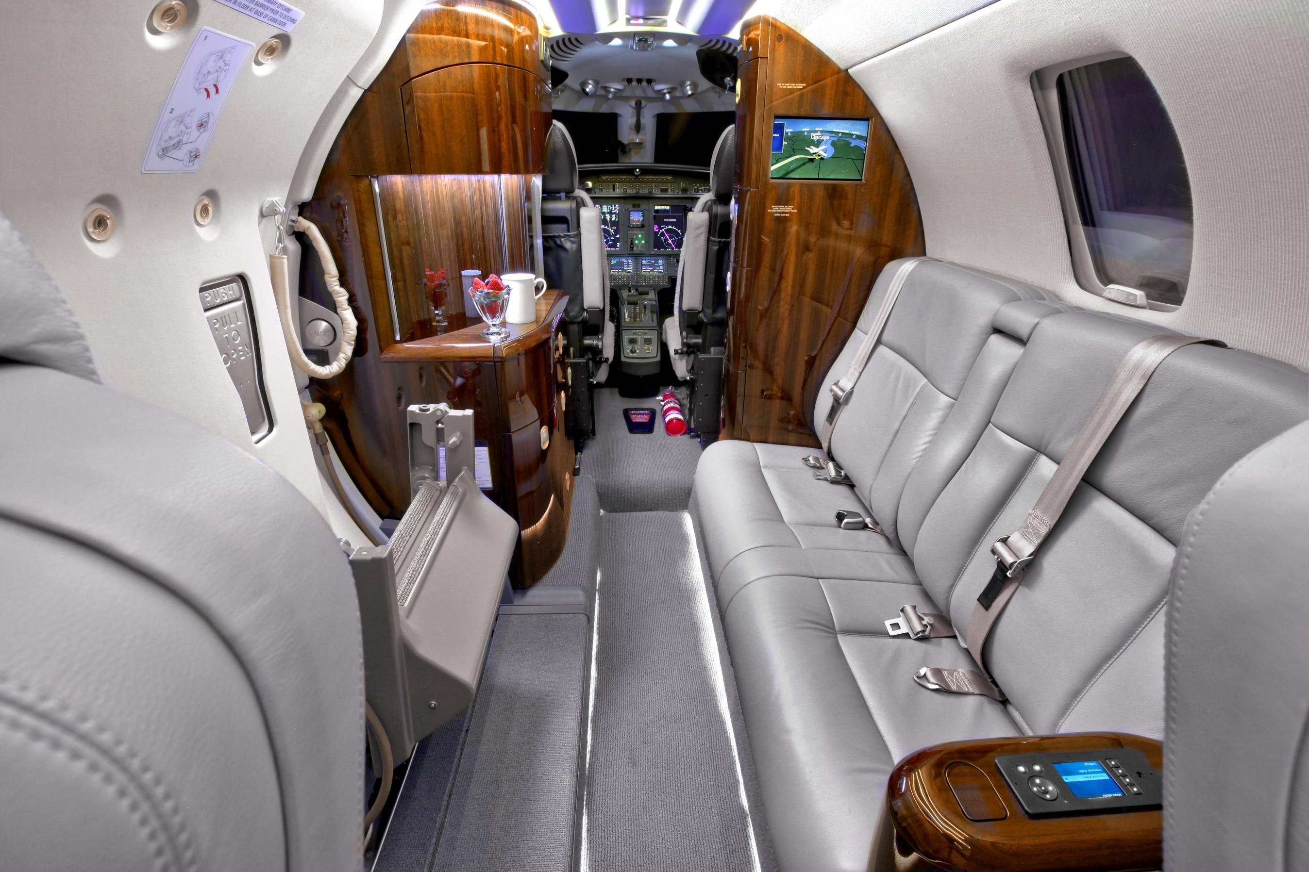 Premier Jet Aviation Jetav 2011 Cessna Cj4 S N 525c 0030 Sold