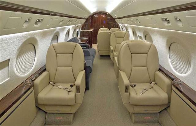 Premier Jet Aviation Jetav Gulfstream 350 Specs And