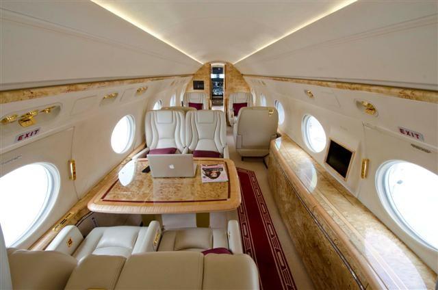 Premier Jet Aviation Jetav Gulfstream 550 Specs And