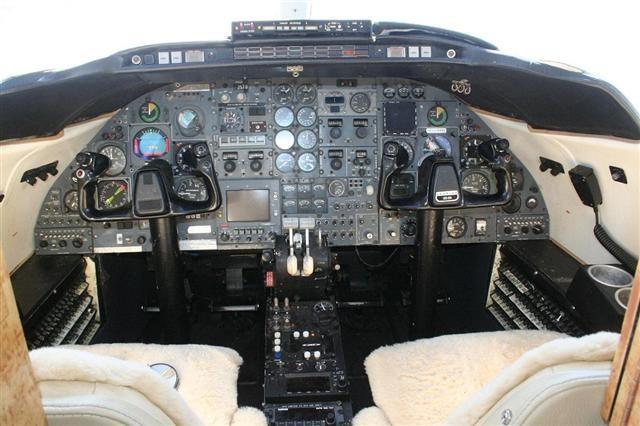 Learjet 25/28/29 - executive transport