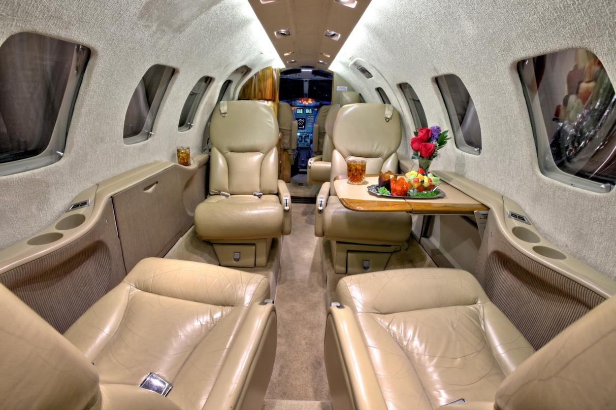 Premier Jet Aviation Jetav 2002 Citation Bravo S N 550 1041