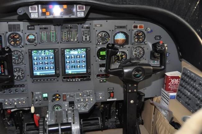 525-0255 Cockpit R