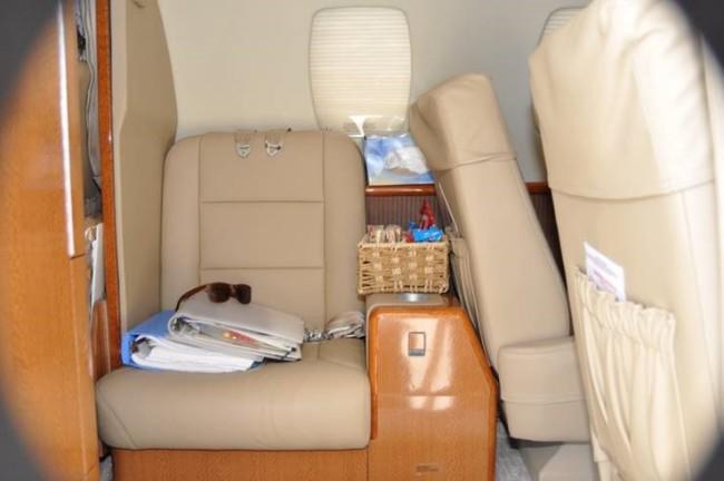 525-0255 Side Seat