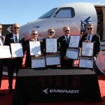 Embraer's Phenom 300, Legacy 450 and Legacy 500 Business Jets Are Awarded Speed Records by the National Aeronautic Association | The JetAv Blog