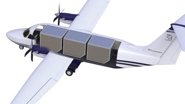 SkyCourier 2