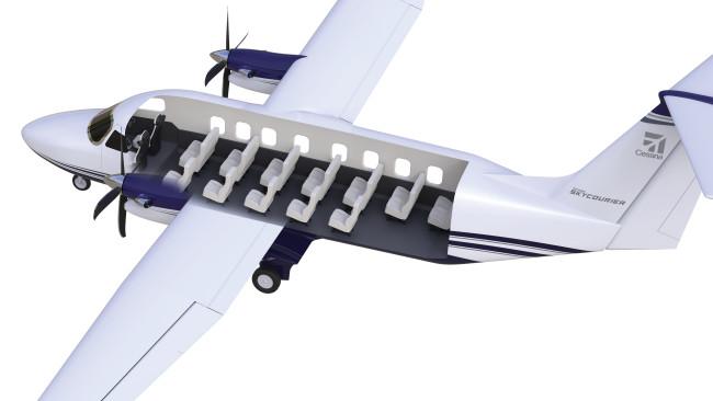 SkyCourier 3