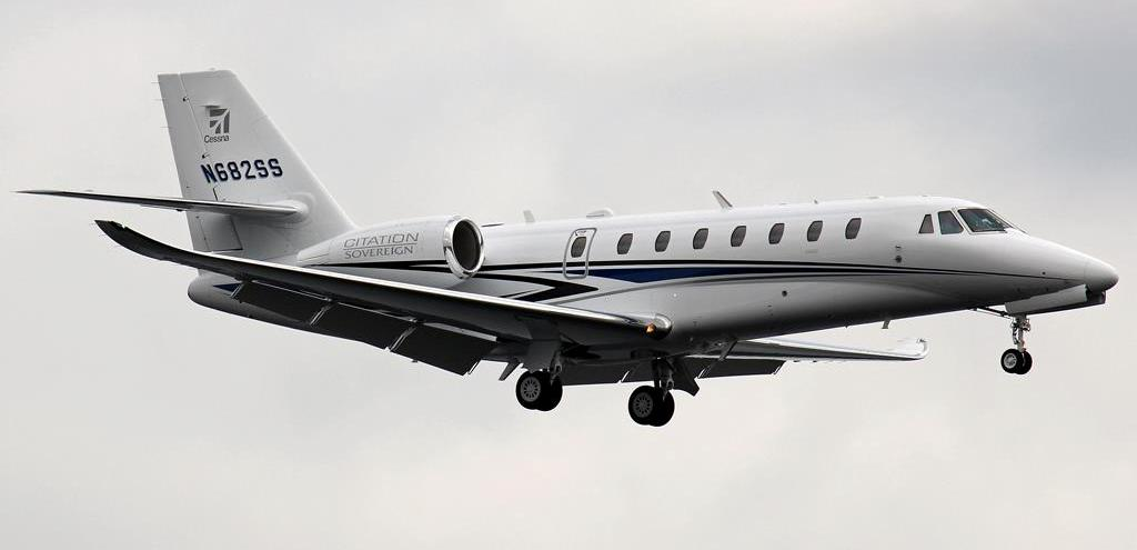 Premier Jet Aviation Jetav Cessna Citation Sovereign