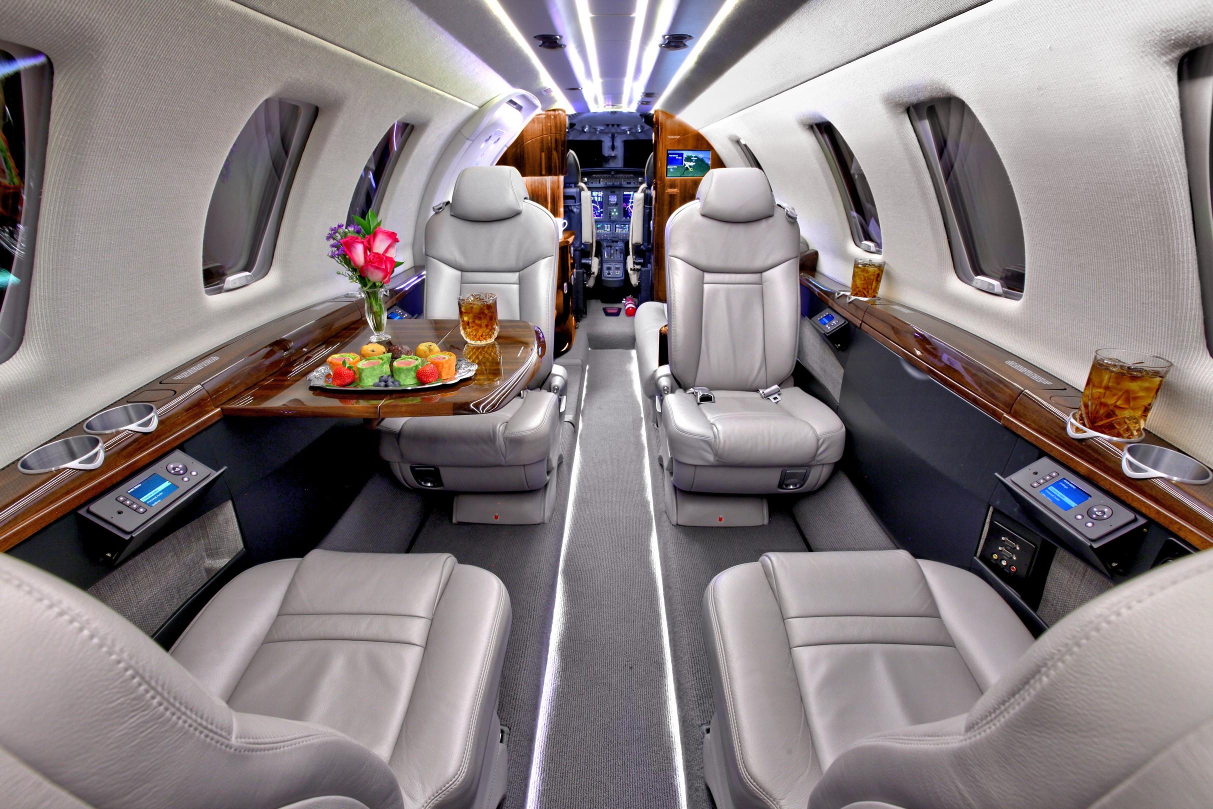 Premier Jet Aviation Jetav 2011 Cessna Cj4 S N 525c 0030