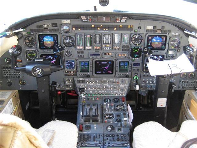 Premier Jet Aviation Jetav Cessna Citation Vii
