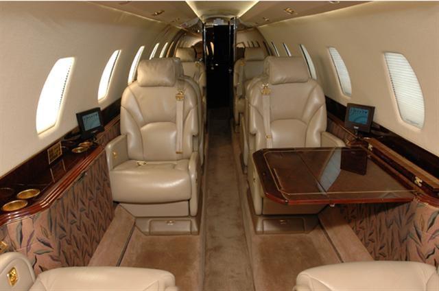Premier Jet Aviation Jetav Cessna Citation X Performance