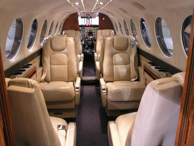 Premier Jet Aviation Jetav Hawker Beechcraft King Air 350er