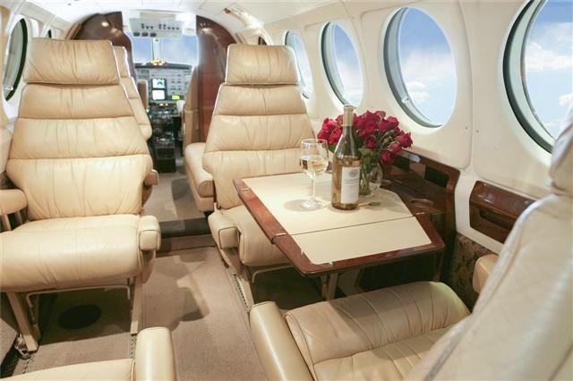 Premier Jet Aviation Jetav Hawker Beechcraft King Air B200 Specs