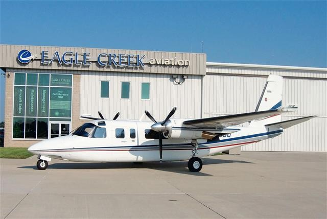 Premier Jet Aviation | jetav | Twin Commander 840 Specs and Description