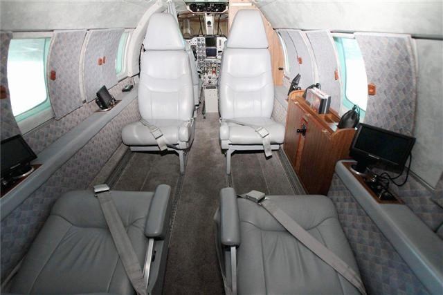 Premier Jet Aviation | jetav | Mitsubishi Marquise Specs and Description